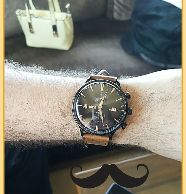 How about this gorgeous multifunction 10452DNA Cedar watch to show... (Saïda, Al Janub, Lebanon)