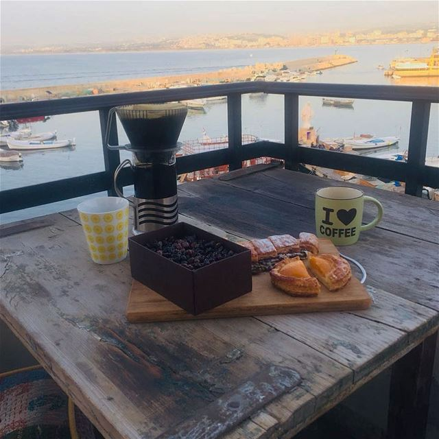 Good Morning tyre 🥪🥖🥐 sour southlebanon nicemorning silentmorning ... (صور (لبنان))