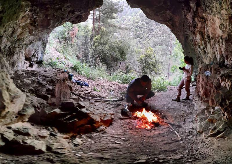 First men lebanon naturelovers amazing offtrail chouwwen ... (Yahchouch)