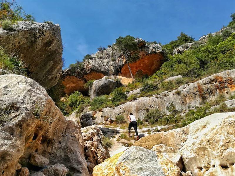 Conquer your surroundings !!___________________________________________... (Baabdâte, Mont-Liban, Lebanon)