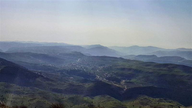 What are men to rocks and mountains? ⛰...... roamtheplanet ... (Bâroûk, Mont-Liban, Lebanon)