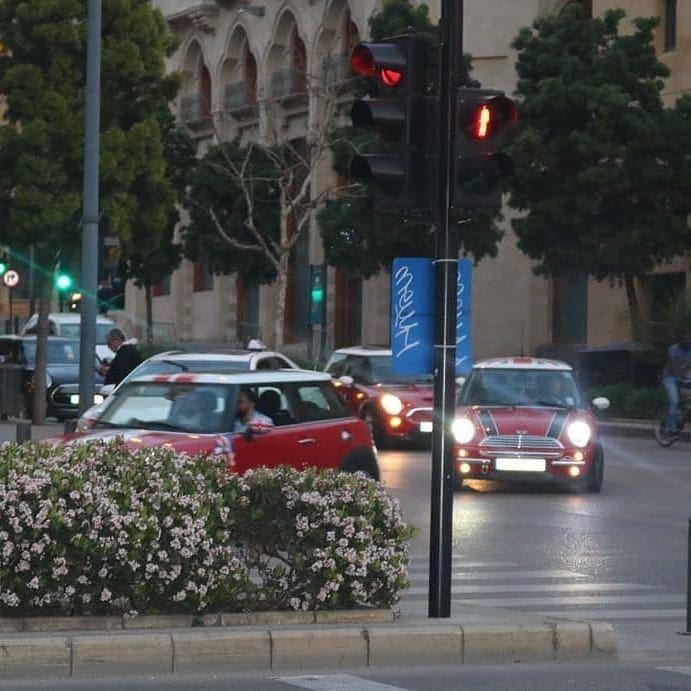 The Lebanese Job 🇱🇧🤣❤Photo credit @raed.nabwani (Downtown Beirut)