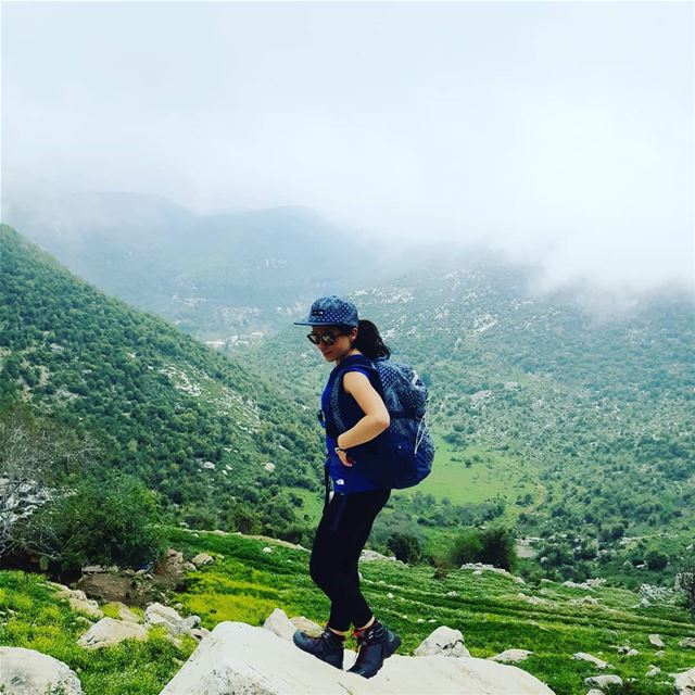 journeyto100 journeyto100andbeyond hikerbabesorg100 3/100 livelovelebanon...