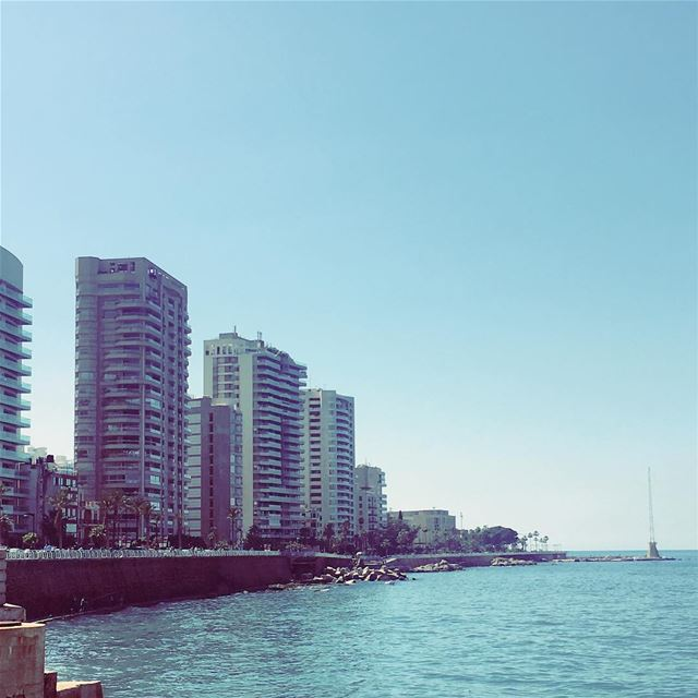 Does Beach Rhyme With Tuesday?. lebanon beirut livelovebeirut ... (Beirut, Lebanon)