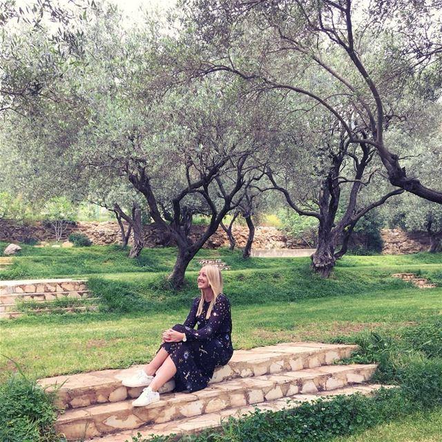 You may say I'm a dreamer but I'm not the only one 💚Ps - how cute is... (Beit Meri, Mont-Liban, Lebanon)