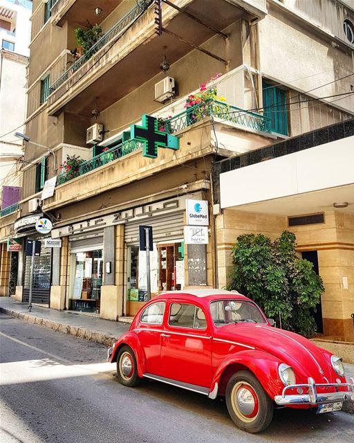 💊 أحلى دوا شم الهوا (Achrafieh, Lebanon)