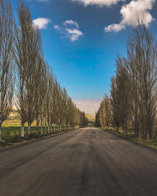 Hit the road jack!! shotoniphone ..... natgeoshot natgeotravelpic ... (Lebanon)