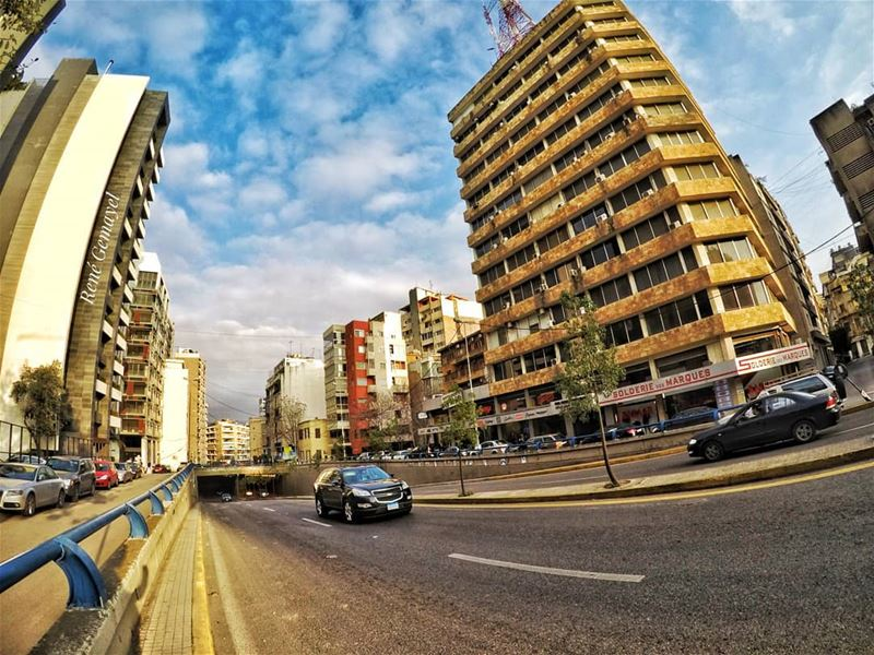 If you were waiting a sign....this is it ..... goprome  yallagopro ... (Achrafieh, Lebanon)