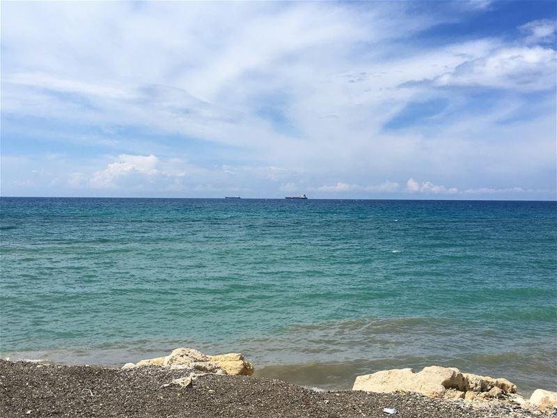 lebanon southlebanon liban ghazieh sea mediterranean vitaminsea ... (Ghazieh Cornish)