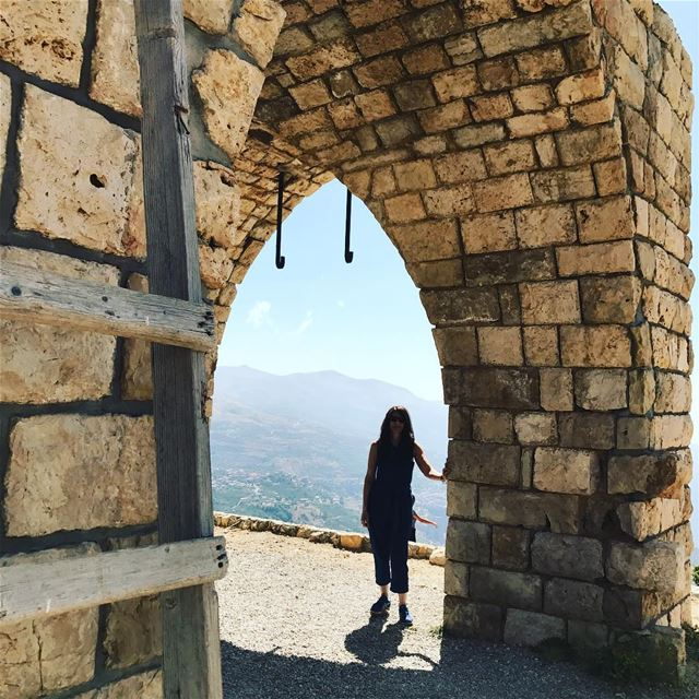 Remember,light and shadow never stand stil.  goodday  sunnyday ... (Bcharreh, Liban-Nord, Lebanon)