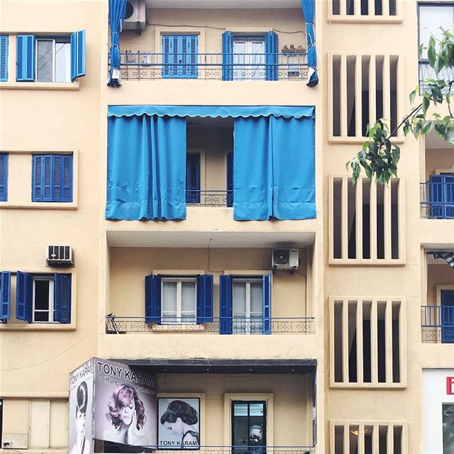 PANTONE - 2935 C 💎💆🏻 (Beirut, Lebanon)