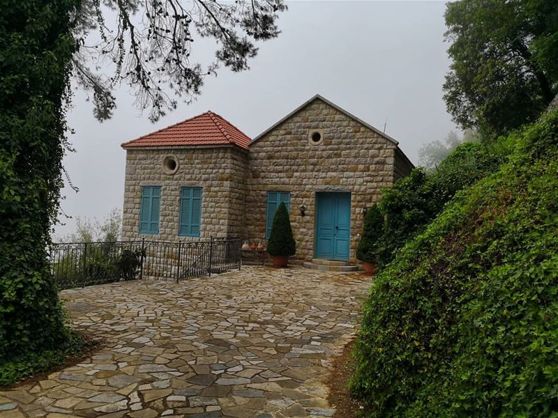 libanon morning ghosta house me nature Windows doors lebanonshots... (Ghosta, Mont-Liban, Lebanon)