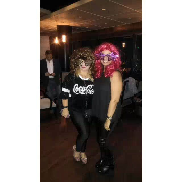 Oldies night @hiltonbeirut. disco rock 80 entertainment mylife ... (Hilton Beirut Habtoor Grand)
