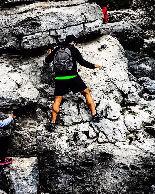 Never skip leg day they said.Taken by @talar.manoukian @tal_manoukian ... (Tannurin At Tahta, Liban-Nord, Lebanon)