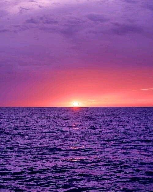 Addiction🌅💉 sunset sunsetaddict sea sun clouds picoftheday ...