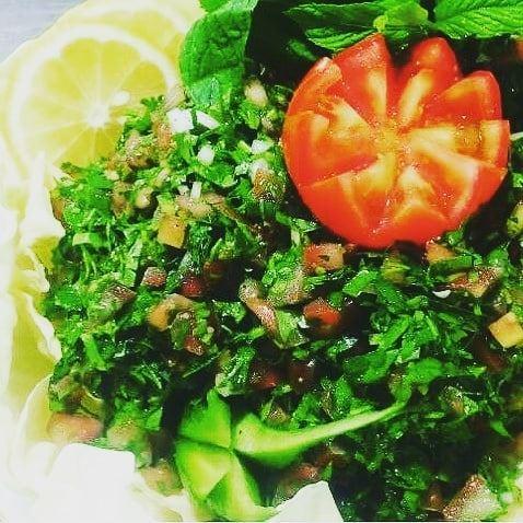 @restaurantyammine - restaurantyammine yummy taboule daleellebnen ... (Baouchrîye, Mont-Liban, Lebanon)