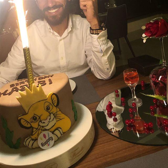 Happy Birthday Habibi 😍😍 nchalla 3a2bel l 580 ya rabb!!! ❤️❤️ Thank you @ (MIST Hotel & Spa By Warwick)