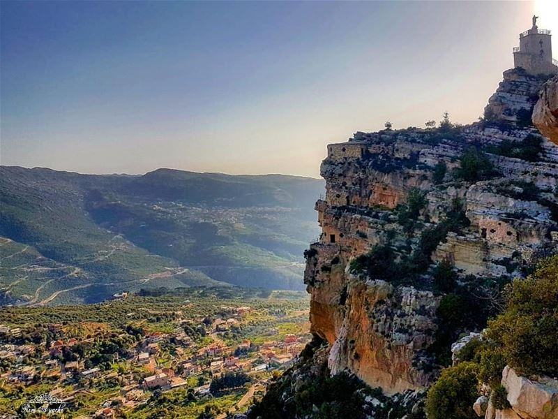 "I'll never quit exploring the true beauty of this piece of heaven ""LEBANON"" (Hardîne, Liban-Nord, Lebanon)"