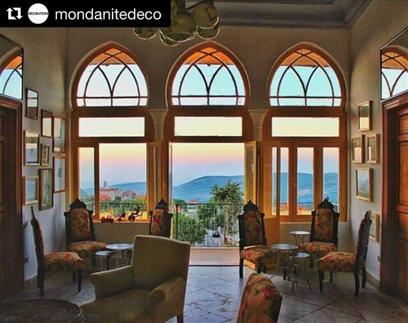 Repost @mondanitedeco ・・・Heritage is a whisper from the past.Photo by :...