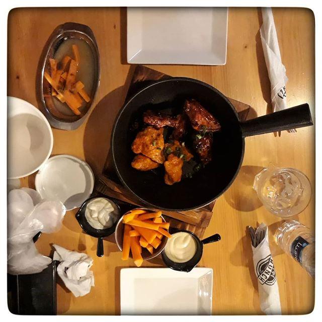 🇱🇧 You gotta try @drunch.restaurant it is super amazing.... lebanon ... (Beirut, Hamra Jean D'arc St)