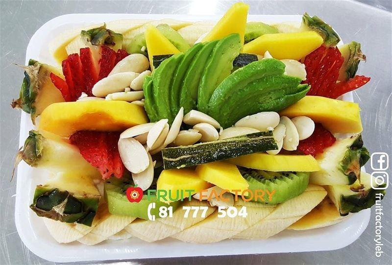 @fruitfactoryleb - Our Special Ashta Exotic Experience 🍓🥝🍍🥑🍌Order... (Fruit Factory)