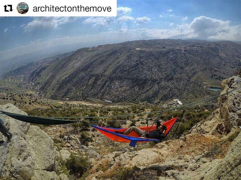 Behold the Rock - Pierre@architectonthemove lebanon naturelovers ...