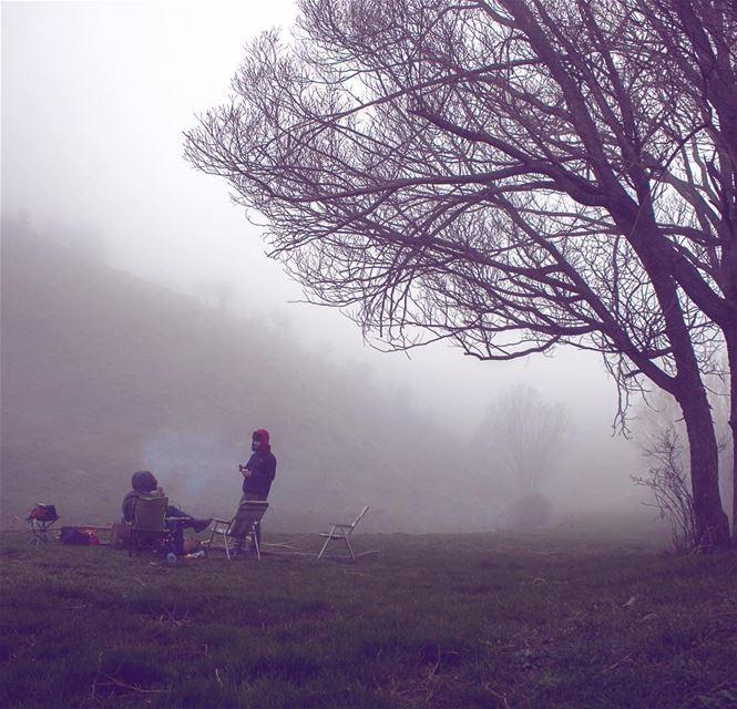 'never let ur best friends get lonely; keep disturbing them...''''... (El Laklouk, Mont-Liban, Lebanon)
