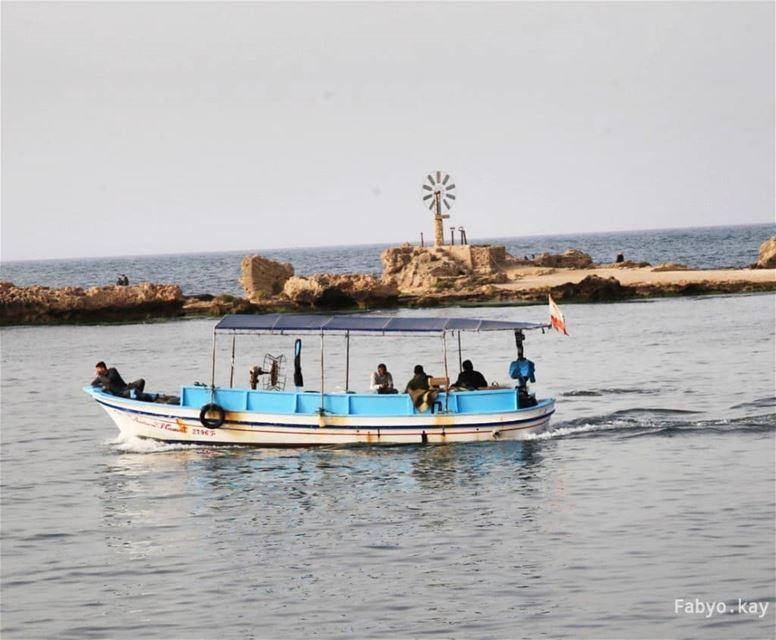 ___________________________________ friday libanon tripoli fishman boat... (Tripoli, Lebanon)