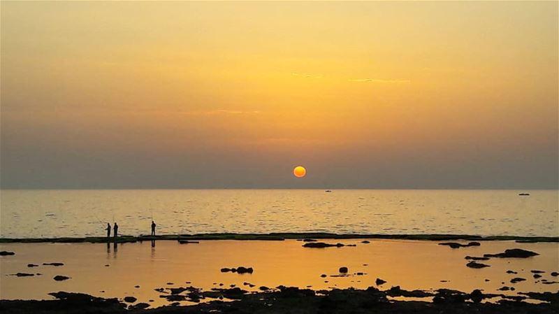 🌅 Tripoli Lebanon Sunsets SunsetPorn ElMina Mina Colors Colorful ... (Tripoli, Lebanon)