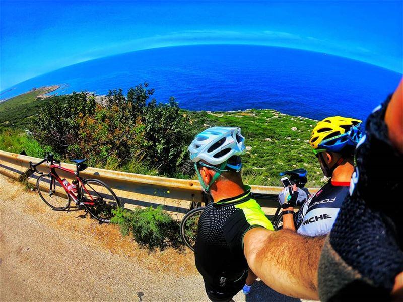 cyclinglife willier wiliergtr wiliertriestina cheka batroun lebanon... (Chekka)