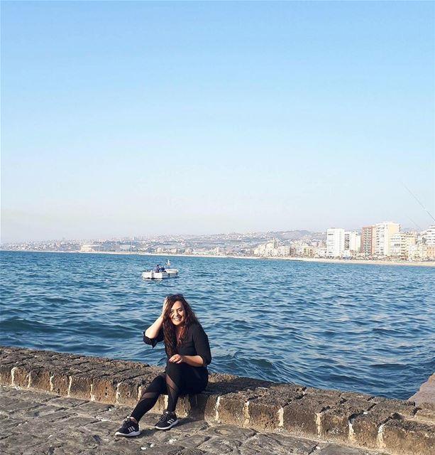 Smell the sea and feel the... (Saïda, Al Janub, Lebanon)