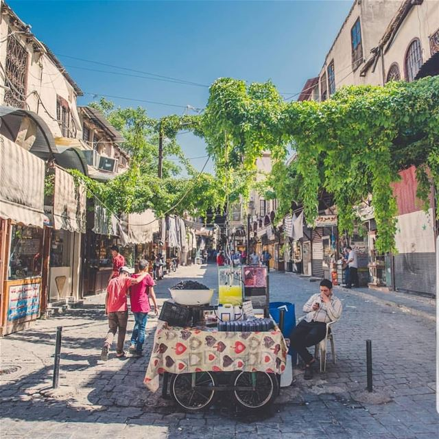 Syria ❤ How warm and welcoming you were! How beautiful and historically... (Damascus, Syria)