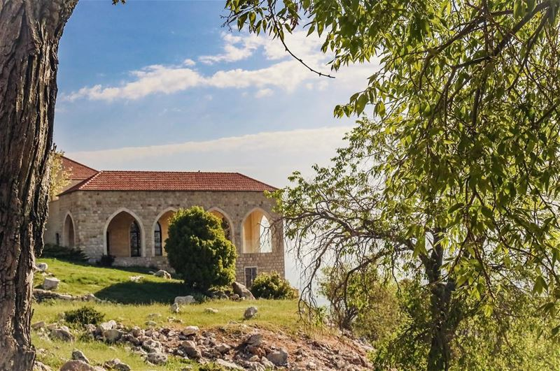 Where I'd rather live 💆🏻♀️💚😍.......... lebanon ... (`Ammiq, Béqaa, Lebanon)
