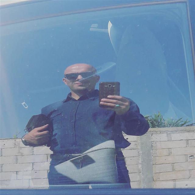 Selfie LOL SelfieTime Lebanese man Portrait Tripoli ... (Tripoli, Lebanon)
