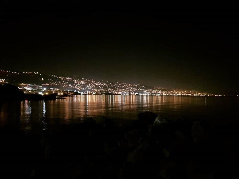 》 shadows of the night》 nightout night dream imagine lights ... (Byblos - Jbeil)
