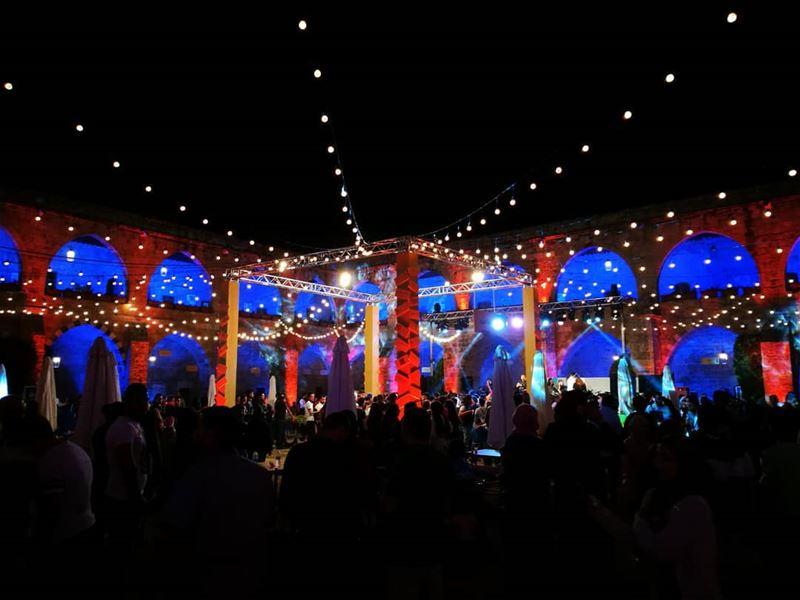 Cultural Night in Saida Lebanon MuseumsNight lanuitdesmusées (Sidon, Lebanon)