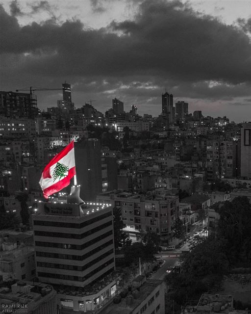 There was never a good WAR, or a bad PEACE.🇱🇧 13/04/1975By @rami_rizk89... (Beirut, Lebanon)