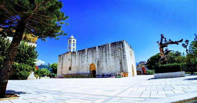 beauty... lebanon livelovelebanon old church christians bluesky ...
