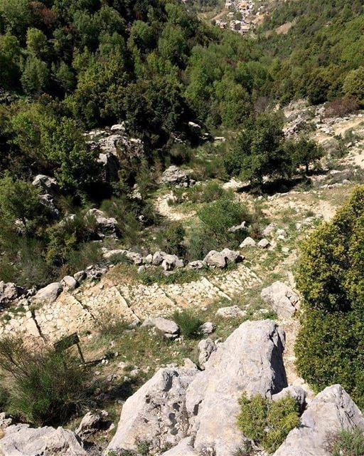The perfect get away from the busy city life. JabalMoussa unescomab ...