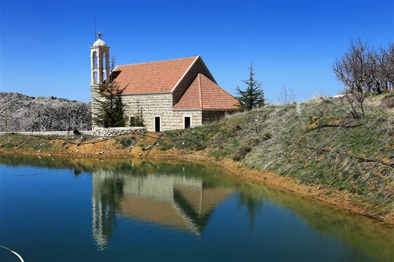 Have blessed and wonderful Sunday==============================Location : (El Laklouk, Mont-Liban, Lebanon)