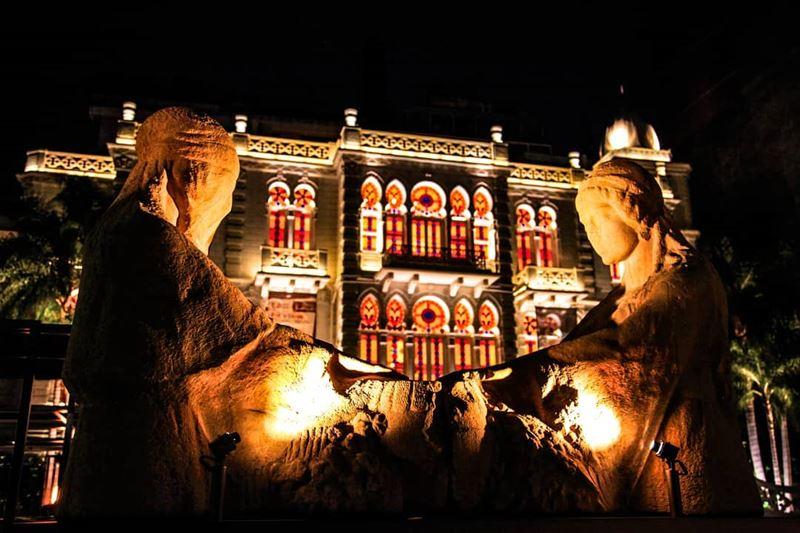 من وحي ليلة المتاحف البارحة، قصر ومتحف نقولا سرسق: كانت آخر كلمات نقولا سرس