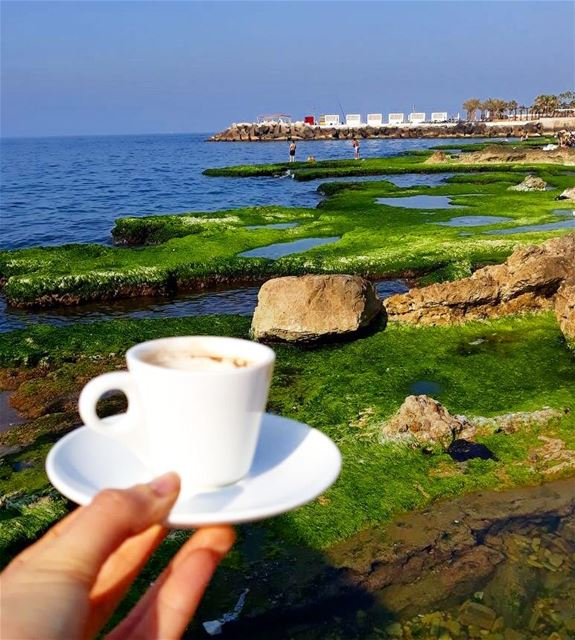 No mater where No mater whatI always need coffee ...... coffee ... (Ras Beirut - راس بيروت)