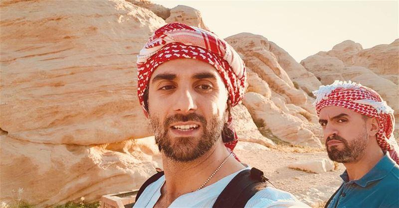 حياكم_الله 🇯🇴 ..... lost petra jordan amman lebanon_hdr ... (Petra البتراء)