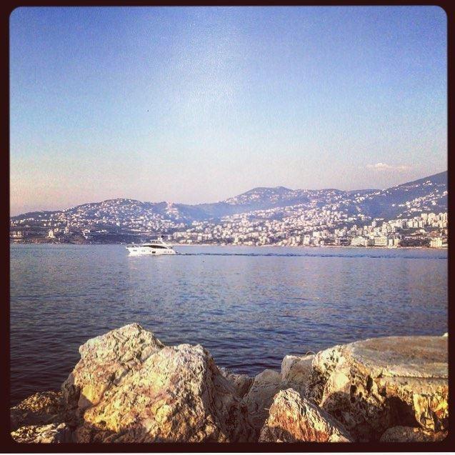 Pouvoir arrêter le Temps, figer l'instant présent, rien que pour vivre à... (Lebanon)
