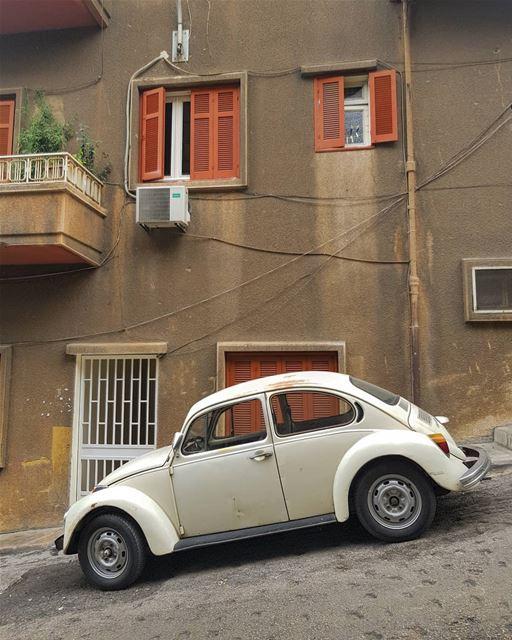 Always parked the same place!• ptk_lebanon super_lebanon hd_lebanon ... (Achrafieh, Lebanon)