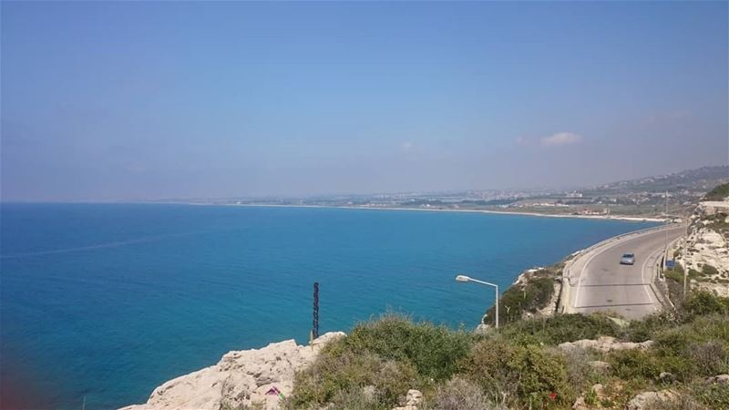 nofilterneeded 🌊 takenbyme ptk_Lebanon visitlebanon Lebanonbyalocal... (Naqoura)