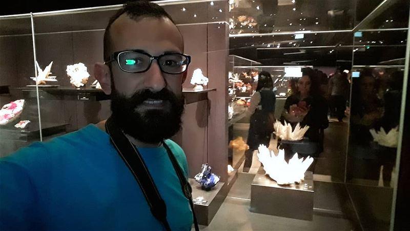 me in mim museum beirut lebanon livelovelebanon livelovebeirut me ... (Mim Museum)