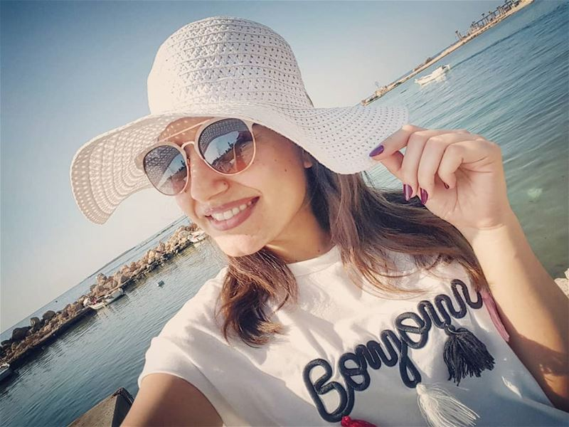 Bonjour Tripoli! 📸 ------------------------------------------------------- (Corniche El Mina Tripoli)