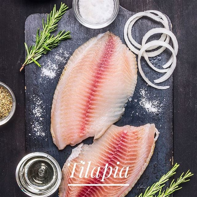 (На русском ⬇️)✅ TILAPIAA great light, low-calorie fish when caught from... (Antilyas)