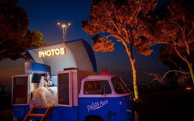 thephotobus thephotobusleb wedding weddingseason groomandbride ...